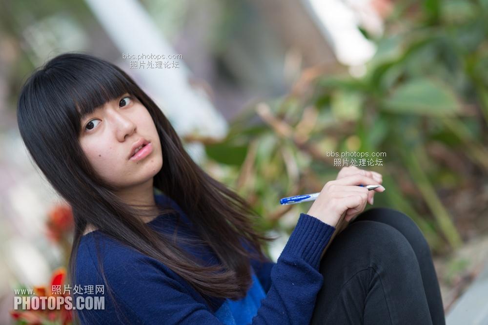 酷影模式美女图片小说_14张国内校园大学生美女人像摄影raw原片 Canon EOS 5D Mark III-RAW美女 ...